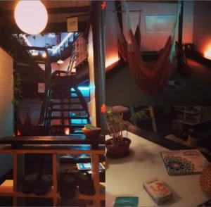 centre meiso de flottaison : les espaces détente