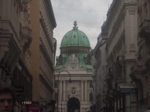 Au coeur du quartier historique de Vienne