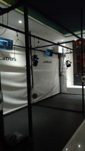 Salle d'arcade VR Mindout à Paris