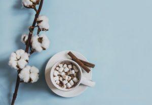 Un café à la guimauve