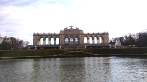 La gloriette de Schonbrunn