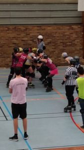 Le roller derby