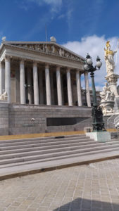 Le parlement autrichien