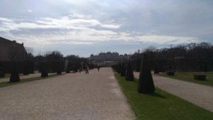 Le musée du Belvédère à Vienne