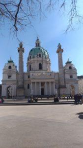 Karlsplatz de Vienne