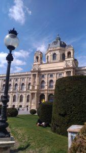 Le centre historique de Vienne