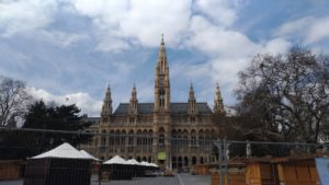 Le Rathaus de Vienne