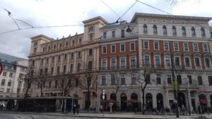 Flâner dans le centre de Vienne