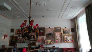 Salon de thé Gerstner à Vienne