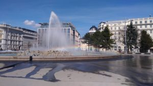 Place Schwartzenberg à Vienne
