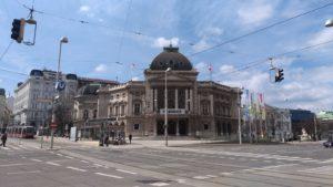 Le Volkstheater de Vienne
