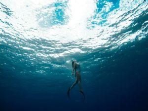 Remonter à la surface pour une respiration