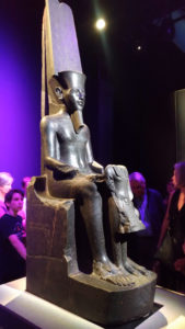 Exposition le trésor de Toutankhamon à la Villette