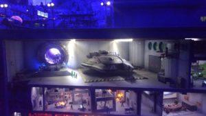 Le musée Wunderland à Hambourg : la zone 51
