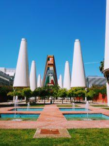 Friches de l'expo universelle de Séville