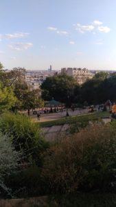 Une promenade en été à Montmartre