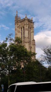 Jouer la touriste dans ma ville : la Tour St Jacques