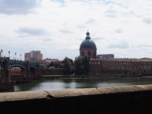 Toulouse, hôpital de la Grave et Garonne