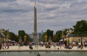Jouer la touriste dans ma ville : la Concorde à Paris