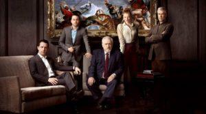 Affiche série HBO Succession Saison 1
