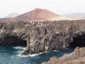 Les grottes bouillantes de Lanzarote