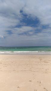Une plage à Fuerteventura