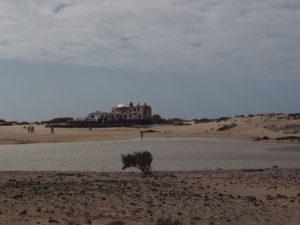 El cotillo à Fuerteventura