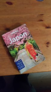 Guide Lonely Planet Japon