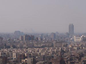 Vue sur le Caire