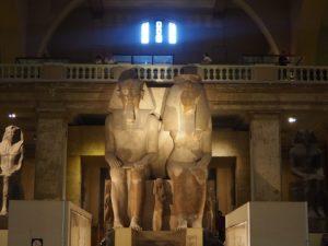 Le musée archéologique du Caire
