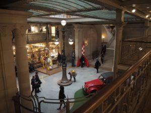 Le musée de la BD à Bruxelles