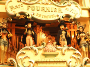 Music Forest Museum à Kawaguchiko, Mont Fuji, Japon