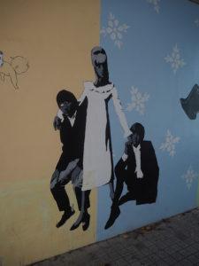 Street art à Meguro