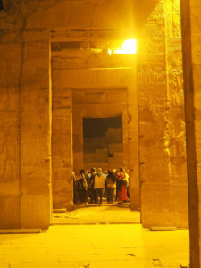 Temple Kom Ombo de nuit