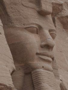 Statue d'Abou Simbel