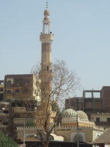 Vue d'Assouan
