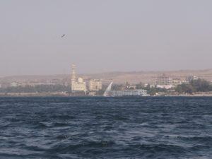 Vue sur Assouan