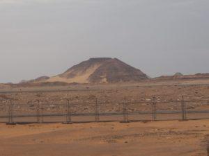 Désert égyptien