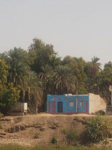 Petite maison en Egypte