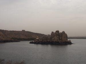 L'île d'Osiris à Philae