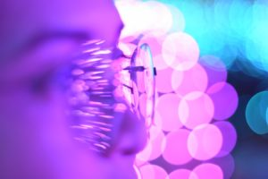 Lunettes contre la myopie