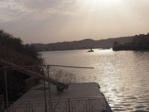 Philae au soleil levant