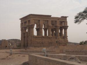 Le temple de Ator à Philae