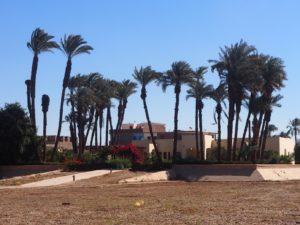 Denderah en Egypte