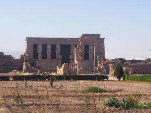 Denderah temple égyptien