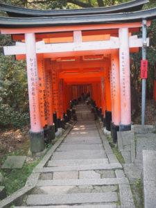 Temple Fushimi Inari Kyoto