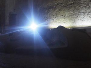 Vallée des Rois-intérieur tombeau
