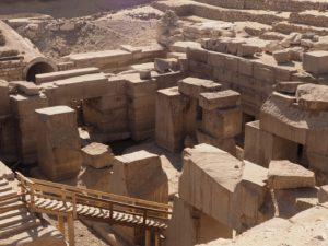 Osirion d'Abydos
