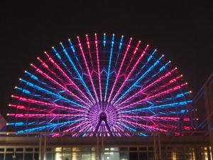 La grande roue d'Osaka