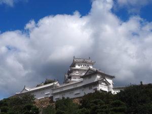 Visite du château Himeji